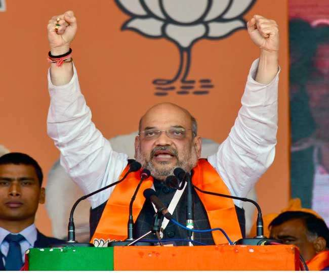 Indian people gave BJP a full mandate to rule the country: Amit Shah